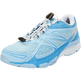 Salomon X-Scream 3D Zapatillas Trailrunning Mujer, air/white/blue line